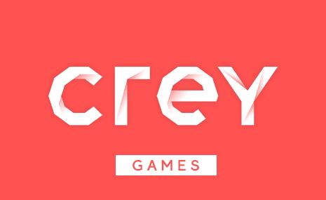 CREY Games Logo